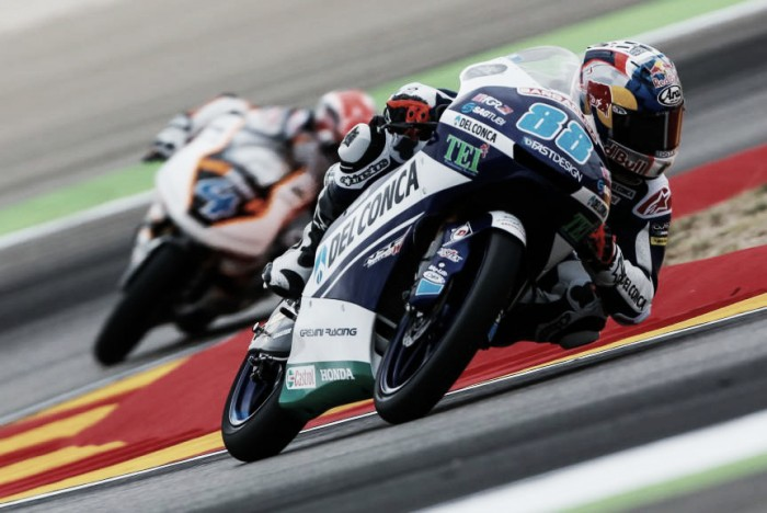 Moto3, Aragon - Martin svetta nelle FP3