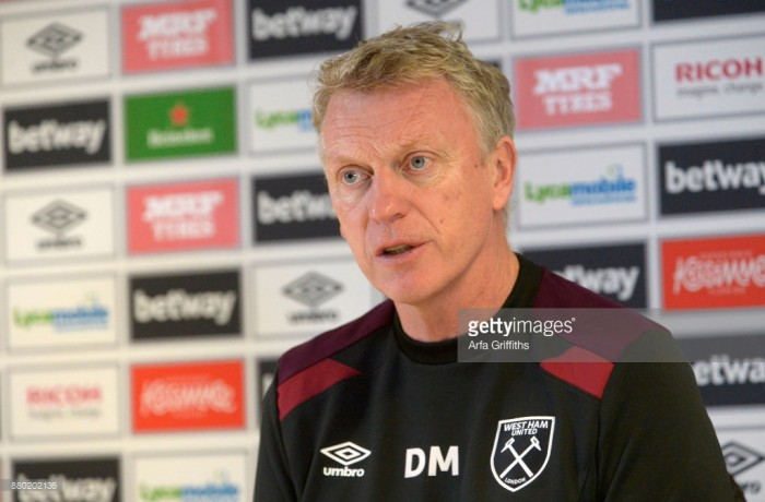 Everton vs West Ham: Hammers look for first win under David Moyes