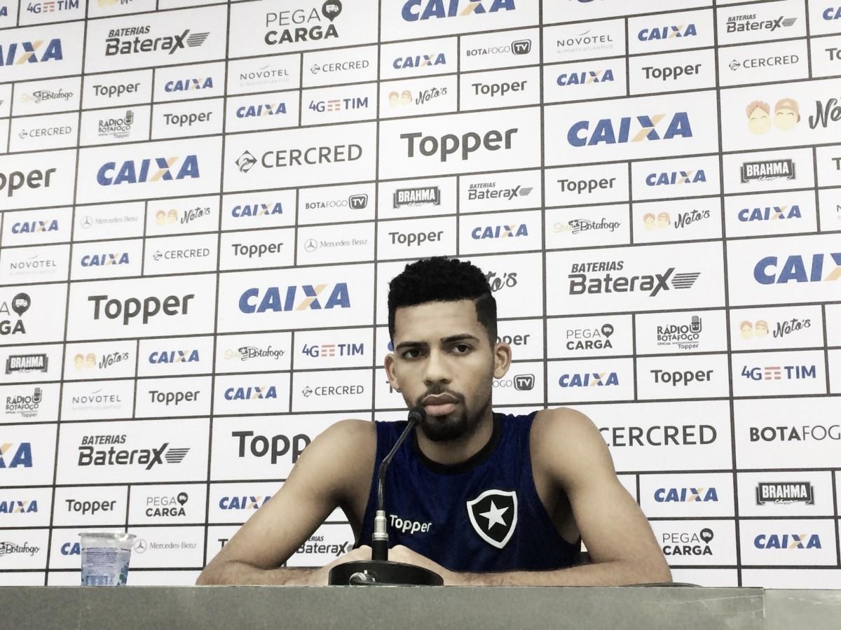 """Matheus Fernandes fala sobre reencontro com Sassá: """"Não pode dar brecha"""""""