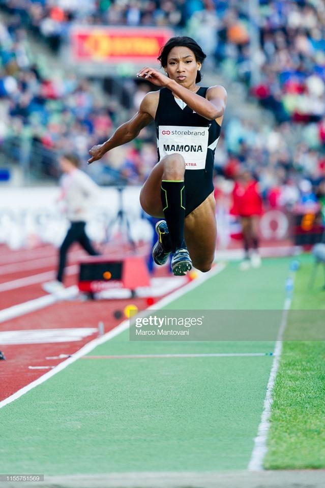 Mamona garante jogos olímpicos