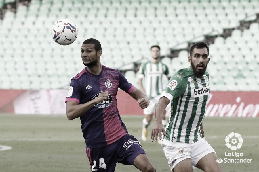 """Borja Iglesias: """"Quiero mejorar cada día y dar lo mejor de mí"""""""