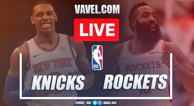 Full Highlights: Rockets 123-125 Knicks in 2020 NBA Regular Season