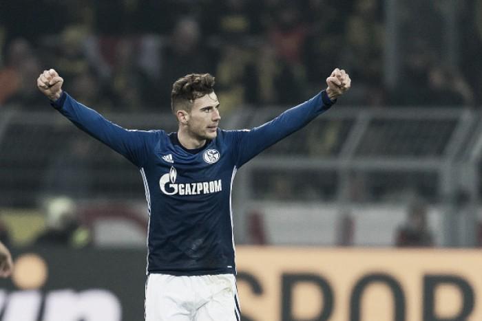 Schalke 04 confirma ida do meia Goretzka ao Bayern de Munique na próxima temporada