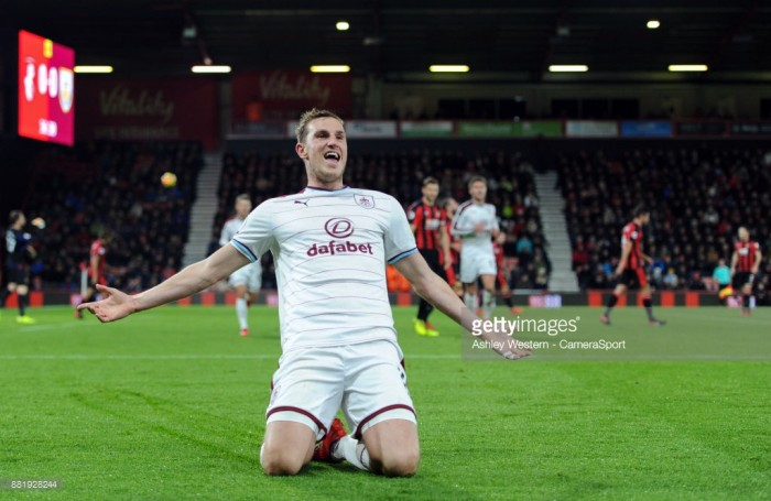 Bournemouth 1-2 Burnley: Clarets move up to sixth after another imperious away display