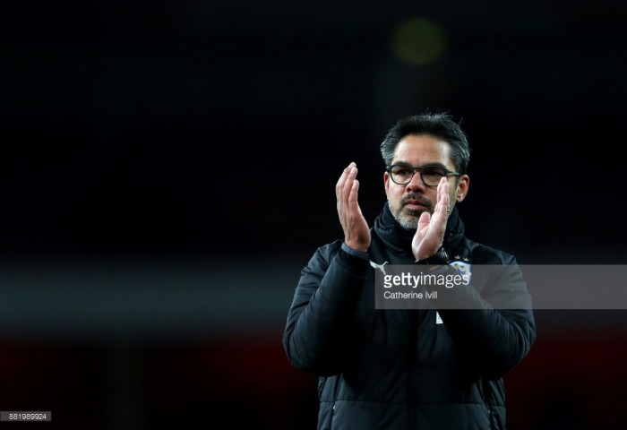 David Wagner cites game against Brighton as a huge one for Terriers