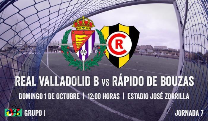 Valladolid Promesas - Rápido de Bouzas: una victoria para creer