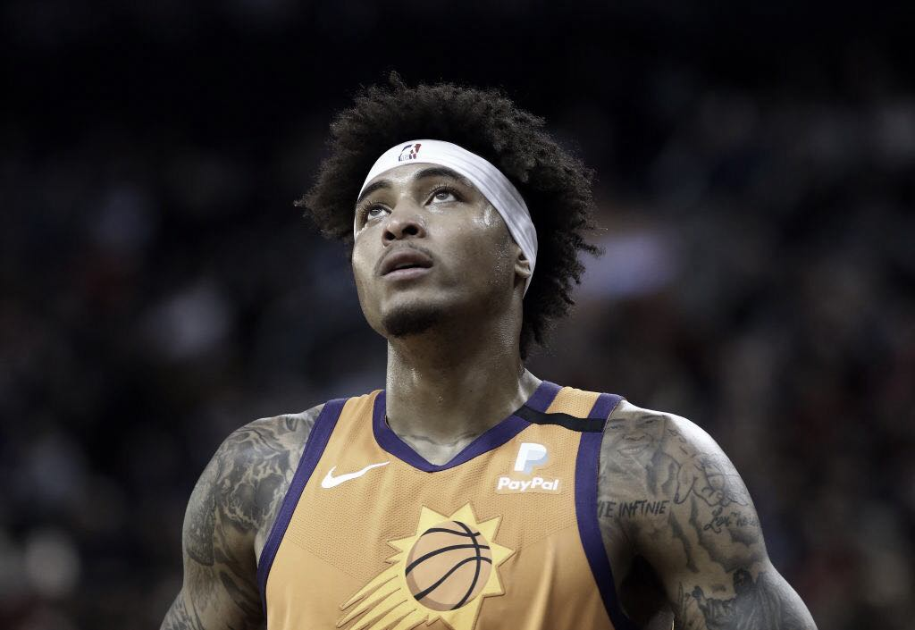 Kelly Oubre Jr. suffers a torn meniscus
