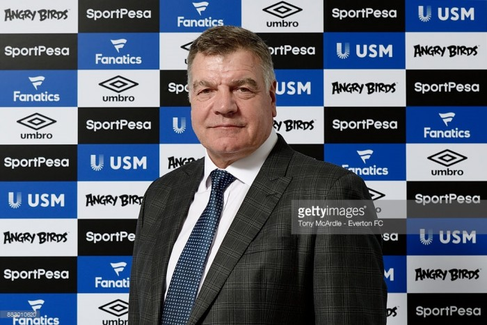 Everton appoint Sam Allardyce as manager
