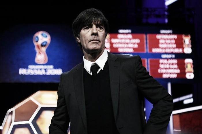 "Joachim Löw alerta sobre dificuldades da Alemanha na primeira fase: ""Será emocionante"""