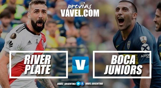 Previa River Plate - Boca Juniors: A por la Gloria en la Super Final
