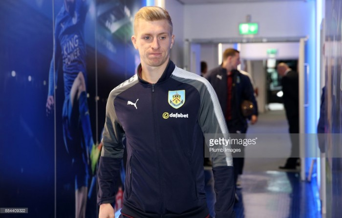 Burnley recieve fitness boost as Ben Mee and Matt Lowton return ahead of Brighton clash