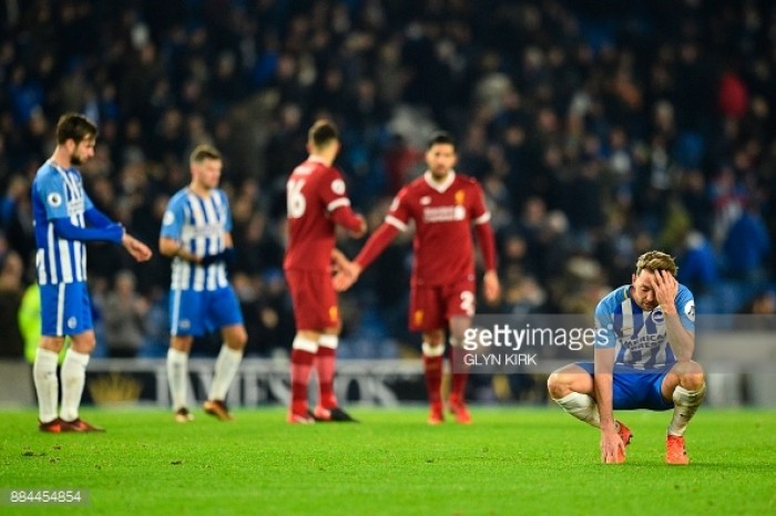Brighton 1-5 Liverpool: Lessons learnt from Seagulls' big defeat to the Reds