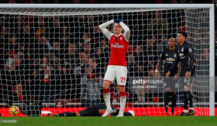 Opinion: Is GranitXhaka slowly becoming the Arsenal 'scapegoat', following a disappointing seasonso far?