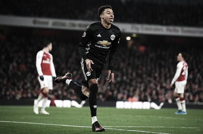 De Gea tem noite de gala, Lingard faz dois, e United vence clássico eletrizante contra Arsenal