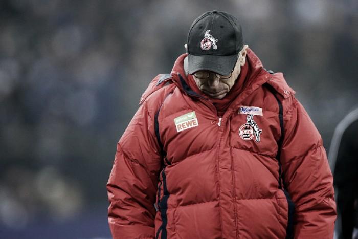 Após desempenho inicial tenebroso, técnico Peter Stöger é demitido do Colônia