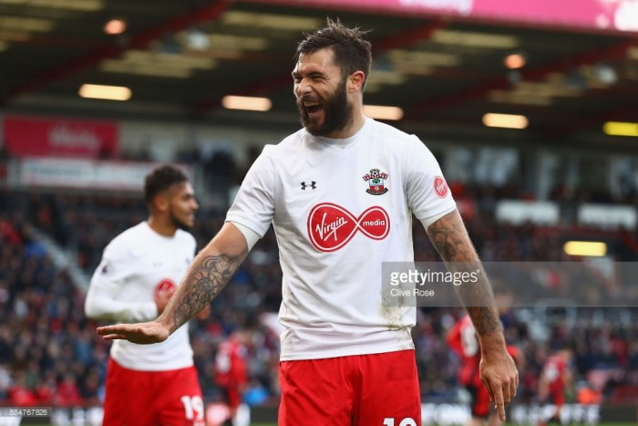 Charlie Austin feeling 'confident' having netted equaliser in fierce derby draw