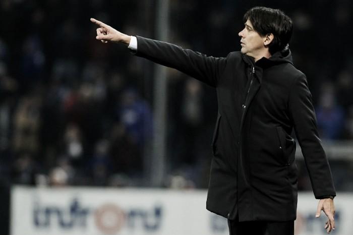 """Inzaghi destaca postura laziale no triunfo contra Sampdoria: """"Volta por cima em um estádio difícil"""""""