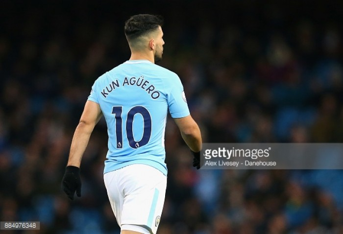 Swansea City vs Manchester City team news:Agüerostarts as Citizens chase consecutive wins record