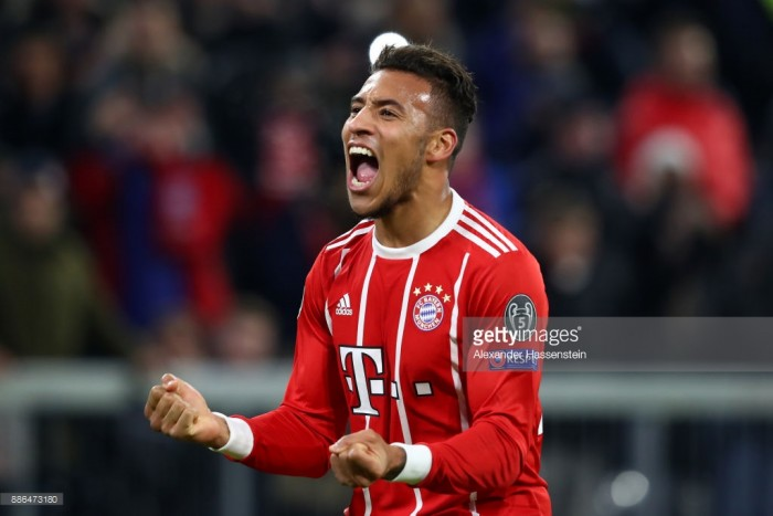 Bayern Munich 3-1 Paris Saint-Germain: Corentin Tolisso hits double but PSG seal top spot