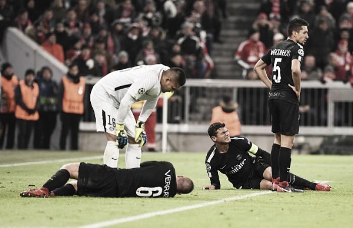 Marquinhos analisa derrota para Bayern e pede PSG 'com pés no chão'