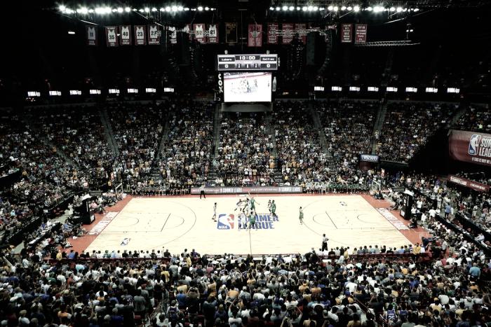 NBA Summer League - Las Vegas, day 2: valanga Raptors, Tatum vince il duello con Ball