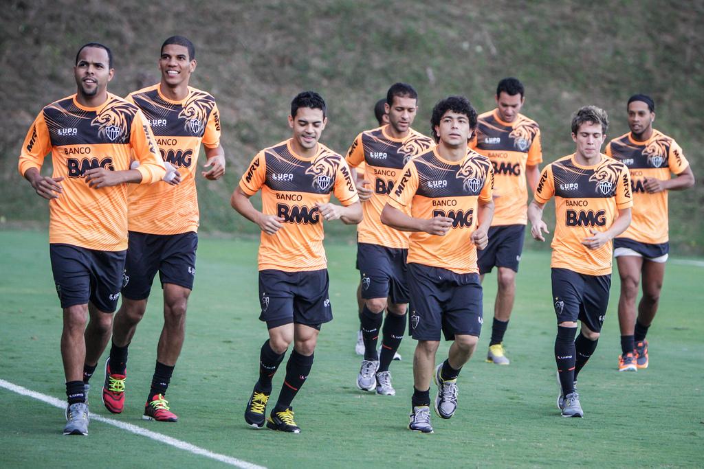 Galo entra completo para encarar o Tijuana-MEX pela Libertadores