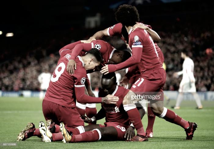 El Liverpool terminó haciendo un gran favor al Sevilla
