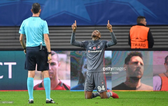 RB Leipzig 1-2 Beşiktaş German side forced to settle for Europa League