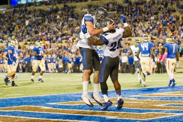 Memphis Tigers Remain Undefeated With 66-42 Win Over Tulsa Golden Hurricane