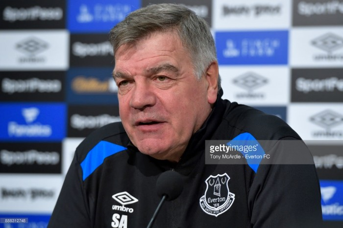 Sam Allardyce: Everton have to get the job tactically right against Liverpool