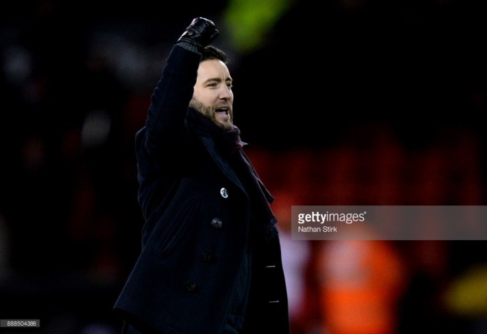 """Bristol City manager delighted with his side's """"massive win"""" against Sheffield United"""