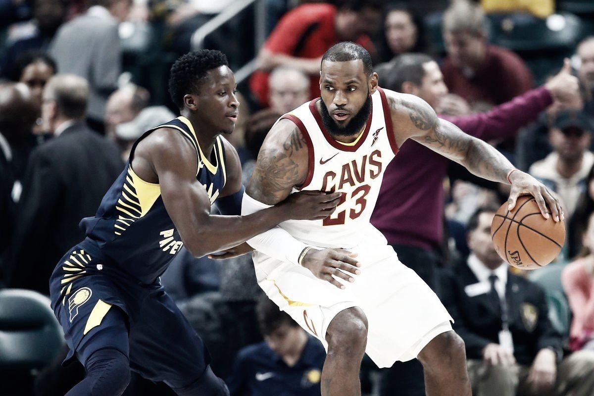 Guía Playoffs NBA 2018: Cleveland Cavaliers vs Indiana Pacers, conocidos con nuevas caras
