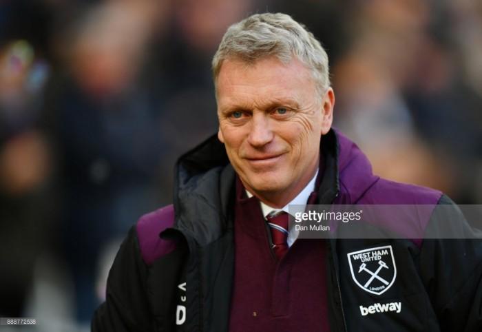 David Moyes hails team spirit as West Ham beat Chelsea