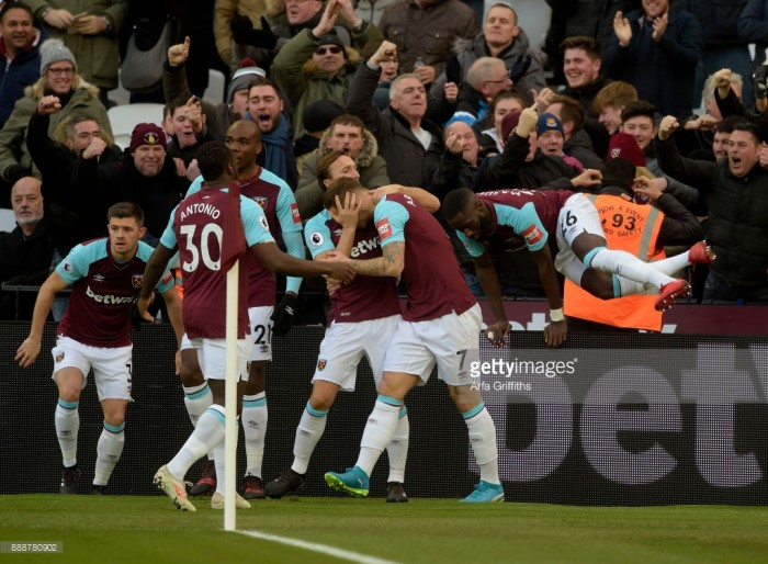 West Ham 1-0 Chelsea: West Ham deliver hammer blow to Chelsea