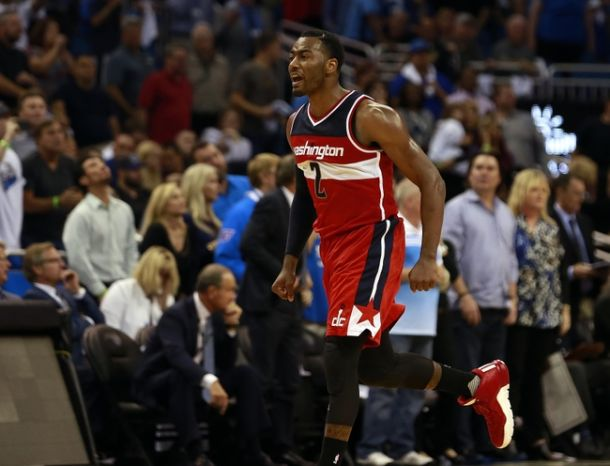 John Wall's Late Bucket Lifts Washington Wizards Past Orlando Magic