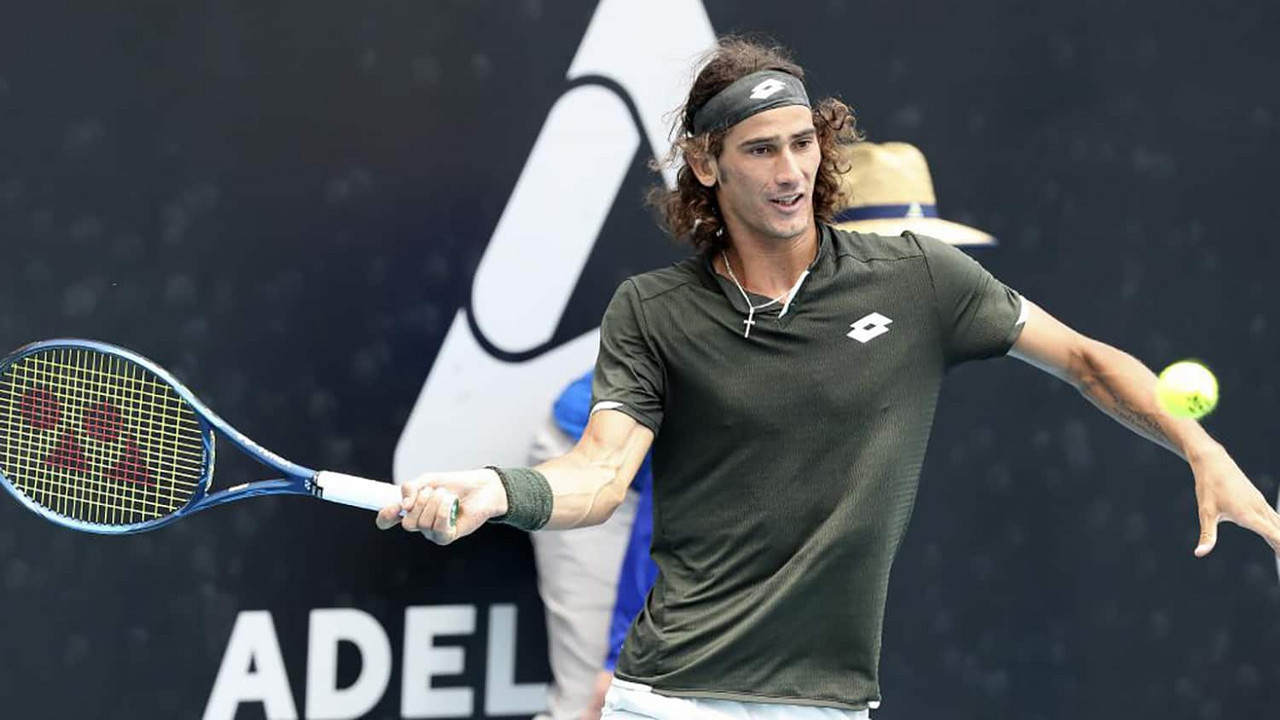 """ATP Adelaide: Lloyd Harris """"hungry"""" for first career title"""