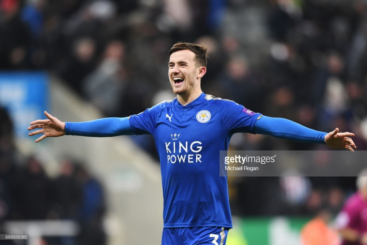 Analysing Ben Chilwell's breakthrough season
