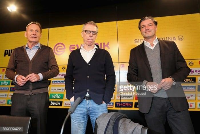 Dortmund Sack Bosz As Head Coach