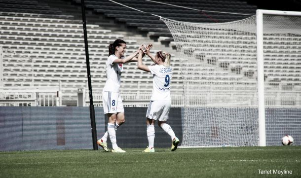 Lyon - Hénin-Beaumont, un 21ème succès Lyonnais