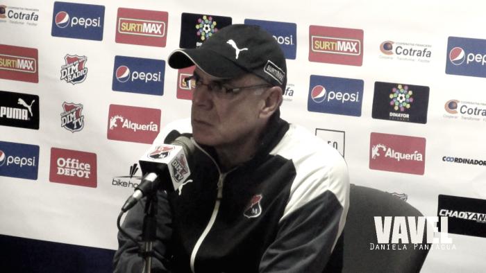 "Juan José Peláez: ""El arbitraje fue malo"""