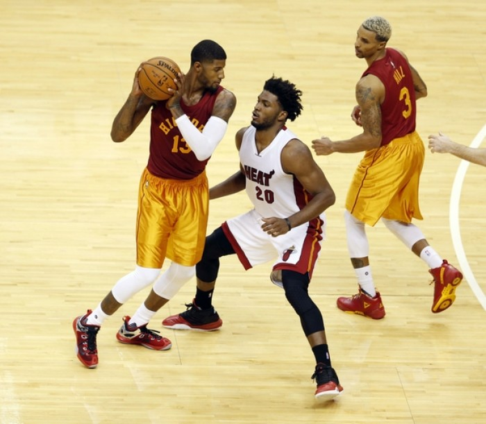 Indiana Pacers Look To Cool Off Miami Heat