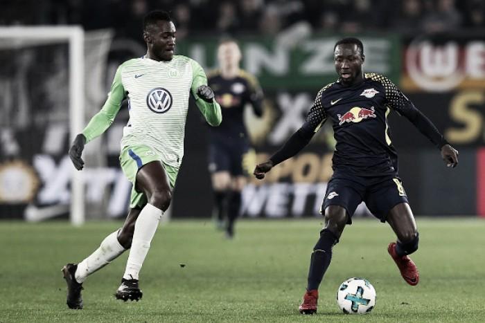 Rei dos empates: Wolfsburg fica na igualdade contra RB Leipzig