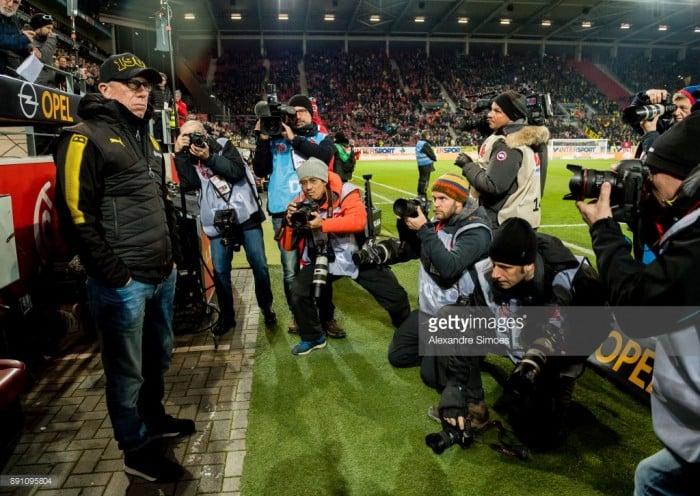 1. FSV Mainz 05 0-2 Borussia Dortmund: PeterStögerstarts with a hard-fought win