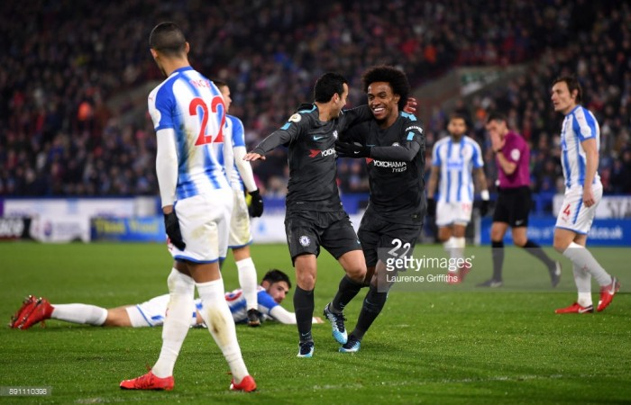 Huddersfield Town Player Ratings vs Chelsea: Terriers lose convincingly to current champions