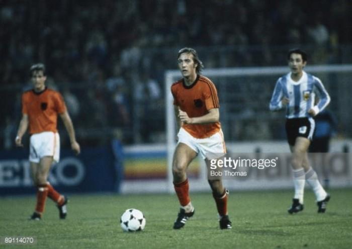The A-Z of forgotten football heroes: N - Johan Neeskens
