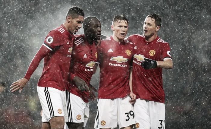 Lukaku garante vitória magra do Manchester United diante do Bournemouth