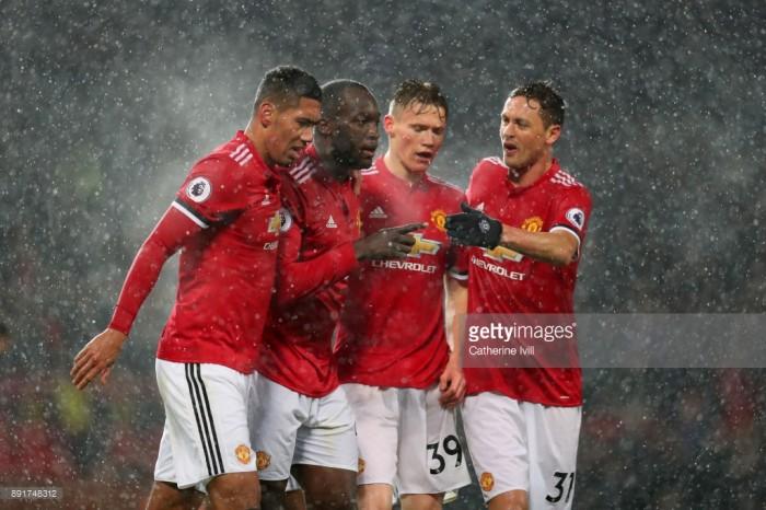 Manchester United 1-0 AFC Bournemouth: Lukaku winner fends off superior Cherries