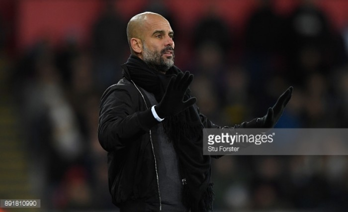 """Pep Guardiola claims that Premier League consecutive wins record """"means a lot"""" to him"""