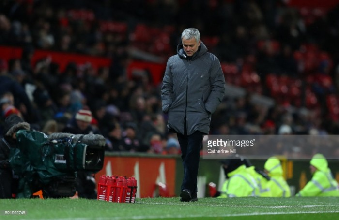 Mourinho explains what makes managing Man United 'difficult'