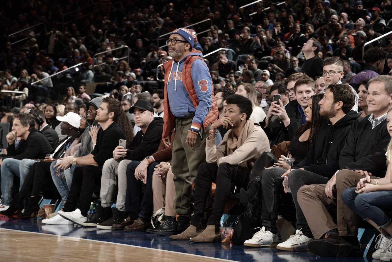 Spike Lee denied entry to MSG